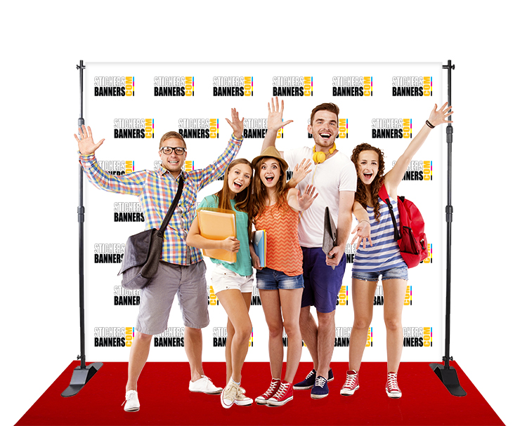 Image result for Fabric Step and Repeat Banner