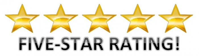 Image result for five star rating