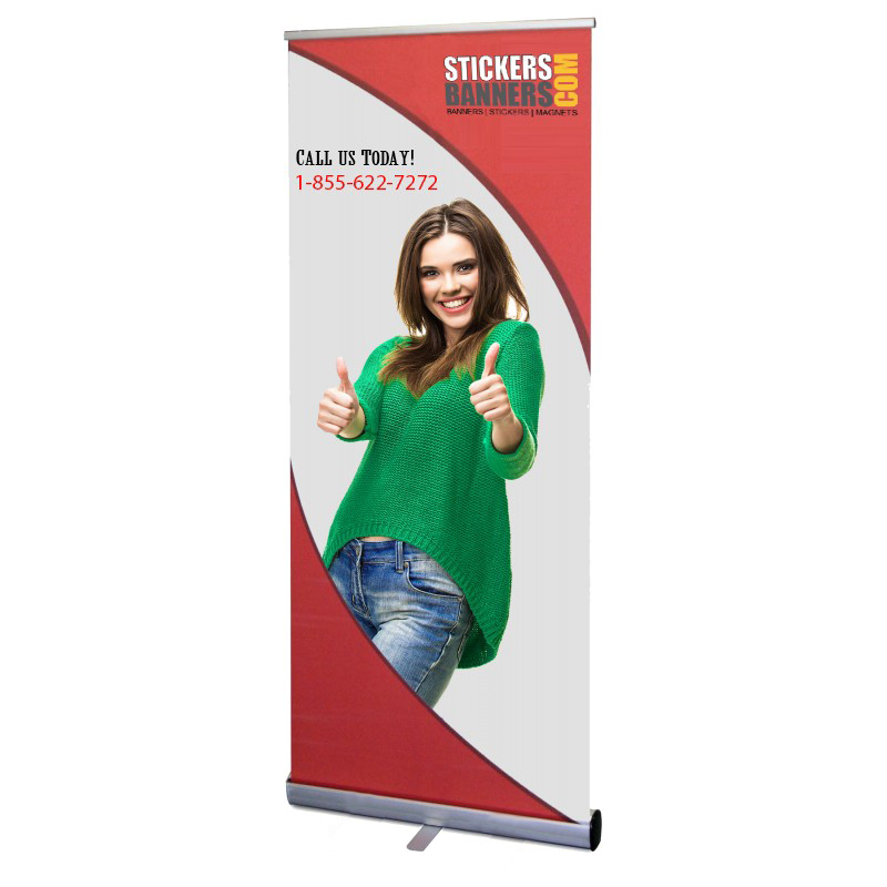 Image result for Retractable Banner Stands